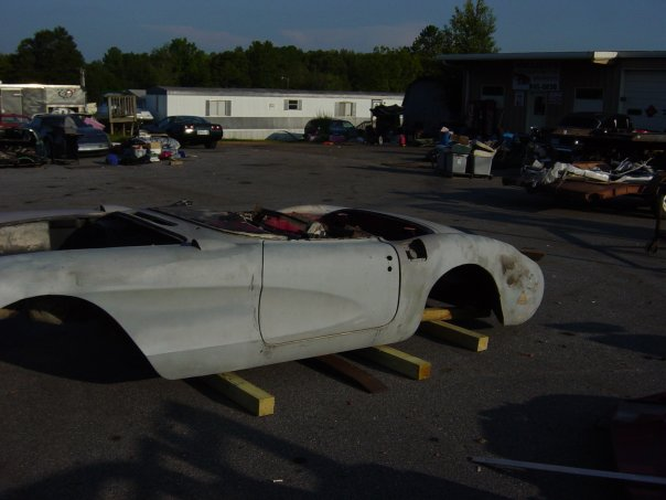 1956 Corvette Retromod