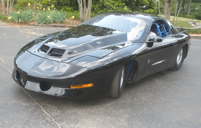 96 Trans Am Dragster Mullikin S Corvette Specialists