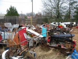 Corvette Parts and Salvage