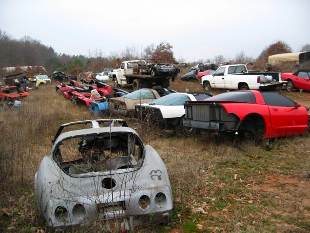 Wrecked cars for sale near me